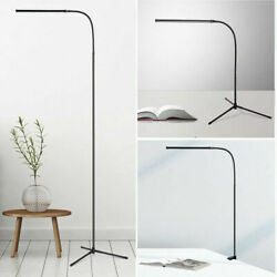 LED Floor Lamp Light Standing Reading Home Office Dimmable Desk Adjustable Lamp $38.94