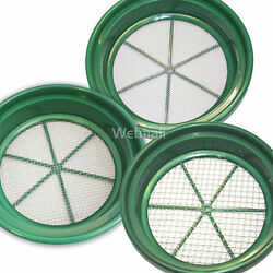 3pc CLASSIFIER SCREEN SIFTING PANS Gold PANNING 1 2 1 4 1 12 Sluice Dredging $44.46