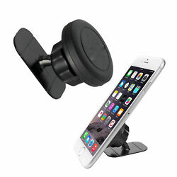 360° Universal Stick On Dashboard Magnetic Car Mount Holder For GPS Mobile Phone $6.59