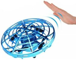 mini Helicopter Drone Infraed Hand Sensing Aircraft Electronic Model $12.56