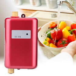 Mini Bathroom Kitchen Washing Electric Instant Hot Cold Dual Use Water Heater US $64.89