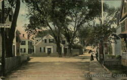 ProvincetownMA The TurnCommercial Street Barnstable County Massachusetts