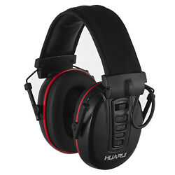 Electronic Shooting Earmuff Ear Protection Noise Reduction Hearing Safety $29.00