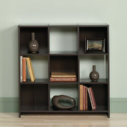 Cube Bookcase Shelves Storage Organizer Transitional Wooden Modern Furniture NEW $69.14