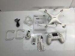 Potensic T25 GPS Drone FPV Drone with Camera 1080P White $94.99
