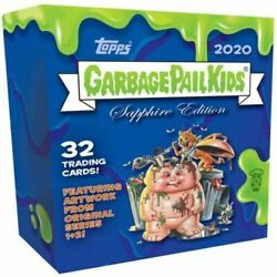 YOU PICK TOPPS CHROME SAPPHIRE GARBAGE PAIL KIDS FINISH YOUR SET $5.00
