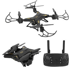 Ky601s Folding Quadcopter Long Endurance Altitude Hold Remote Control Drone $68.31