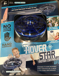 WEW Hands Free Mini Drone Helicopter Blue $36.90