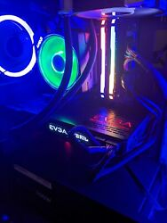 High End AMD Gaming PC With 4K monitor $2700.00