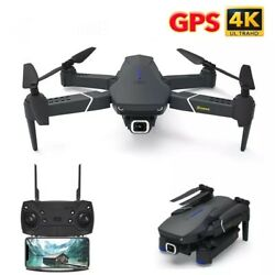 RC Quadcopter Drone FPV With 4K 1080P HD Professional Wide Angle Camera Dron Toy $49.99