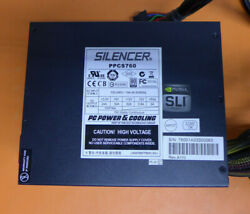 PC Power and Cooling Silencer 760 Watt High Performance Power Supply PPCS760 $99.99