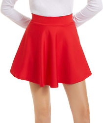 Nexiepoch High Waisted Mini Skirts For Women – Basic Versatile Stretchy Casual $20.89