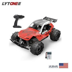 DEERC Remote Control Car High Speed RC Racing Cars 20 KM H 2.4 GHZ Fast Toy Car $28.99