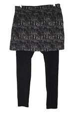 Legacy Leggings With Mini Skirt Ankle Length Abstract Print Size XS $19.99