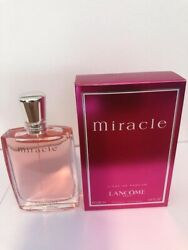 Miracle by Lancome EDP for Women 3.4oz 100 ml *NEW IN BOX* $49.99