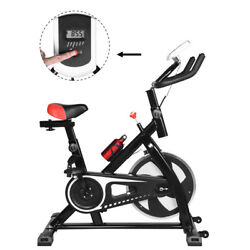 Exercise Bicycle Indoor Bike Cycling Cardio Adjustable Gym Workout Fitness Home $187.19