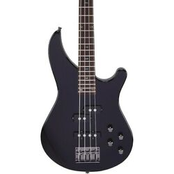 Mitchell MB200 Modern Rock Bass with Active EQ Black $129.99