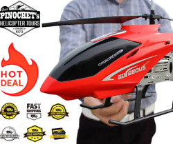 Super Large Helicopter RC Model Vehicle Remote Control Outdoor Aircraft Toy Fly $87.41