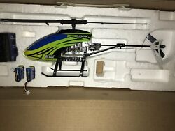 BLADE 130X RC HELICOPTER WITH TWO BATTERIES AND CHARGER $125.00