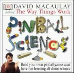 Pinball Science PC MAC CD build own games learn how arcade works physics gravity $2.48