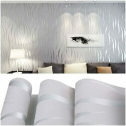 Modern Wallpaper High End Luxury 3D Wallpaper For Wall Living Room Home Decor UY $28.59