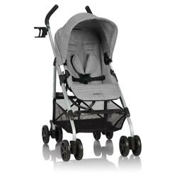 Evenflo Urbini Reversi Lightweight Stroller Heather Grey $139.99
