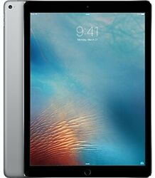 Apple iPad Pro 12.9 inch 128GB Wi Fi Cellular Space Gray Silver Gold $439.00