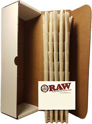 RAW King Size Organic Authentic Pre Rolled Cones 100 count $18.99