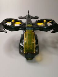 Working DC Comics Batman Helicopter Talks And Sound and lights up $19.99