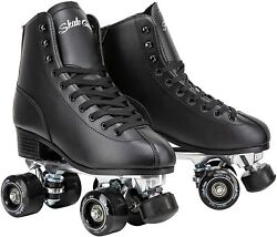 USED Quad Roller Skates with Structured Boot $56.99