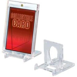 Ultra Pro Two Piece Small Stand for Sports Gaming Card Holders 1 pack of 5 $7.88