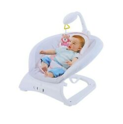 Lonabr Baby Bouncer Rocker Seat w Vibration Chair Music Sleeper Infant Toddler $51.00