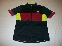 PEARL IZUMI CYCLING BICYCLE JERSEY MENS LARGE ROAD MOUNTAIN BIKE JERSEY NICE $25.95