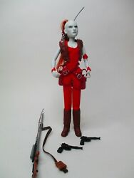 1999 HASBRO 12quot; STAR WARS MODERN 1 6 SCALE ACTION FIGURE LOOSE AURRA SING $19.95