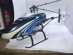 BLADE 130X RC HELICOPTER WITH TWO BATTERIES $120.00