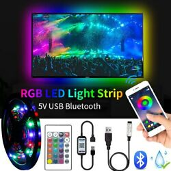 usb led strip lights rgb DC5V Home Kitchen Living Room Decorative Lighting