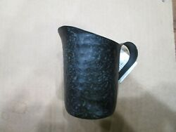 Metal Pitcher Creamer Primitive Rustic Style Look Country Americana NWT decor $8.88
