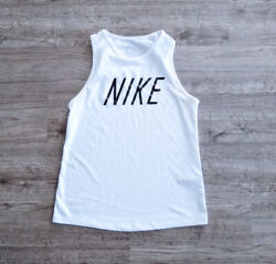 NIKE DRY FIT TANK TOP SHIRT WOMENS JUNIORS SIZE EXTRA SMALL XS $14.99