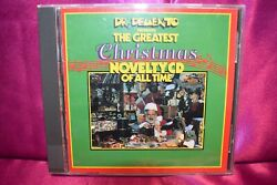 Dr Demento Presents The Greatest Christmas Novelty CD Of All Time $5.96