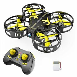 SNAPTAIN HH23HQ Plus 3D Flip Mini RC Portable Drone Kids Toy Quadcopter Headless $64.82
