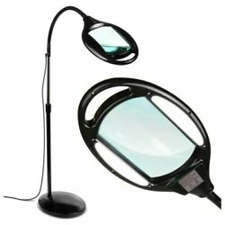 Brightech LightView Pro Full Page Magnifying Floor Lamp Size: 5 Diopter 2.25x $80.00