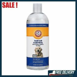 Natural Dental Water Additive for Pet Dogs Tartar Teeth Fresh Breath Oral Care $5.89