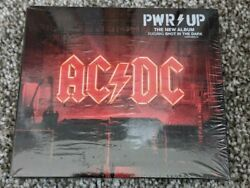 BRAND NEW NEVER OPENED POWER UP by AC DC CD Album 2020 $7.99