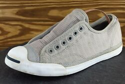 Converse All Star Women Size 8 M Gray Low Top Fabric 150459c $29.99