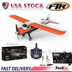 2.4G RC Glider XK DHC 2 A600 6Axis 5CH Brushless 3D 6G Remote Airplane RTF $116.99
