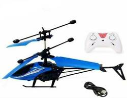 Kids Children RC Helicopter Remote Control Drone Induction Flying Plane Toy Gift $69.98