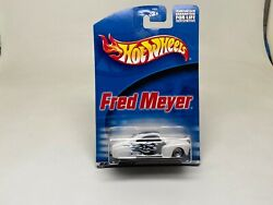 HOT WHEELS FRED MEYER TAIL DRAGGER SEALED ON CARD 2000 $8.99