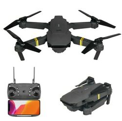 Quadcopter Drone with Camera Live Video Feed. 120° Wide Angle 720P HD Camera $50.99