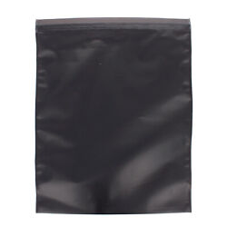 Static Corrosion Resistant Firearm Protection Bag Black 8 Inch Large $6.12
