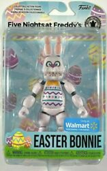 Funko Five Nights at Freddy#x27;s FNAF Easter Bonnie 5quot; Action Figure $29.95